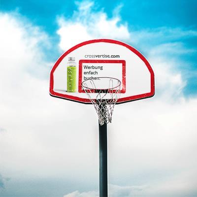 Basket Boards - Werbung an Basketballkörben