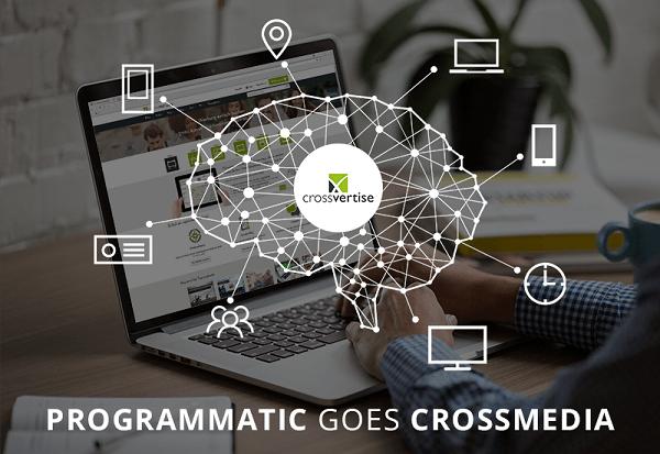 dmexco 2018: crossvertise goes crossmedia