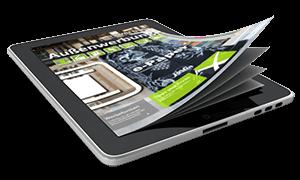 ePaper Mobilewerbung