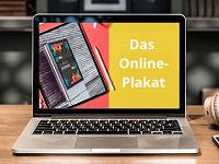 Das Online-Plakat