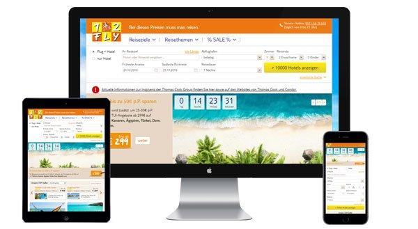 Werbung auf 1-2-fly.com buchen