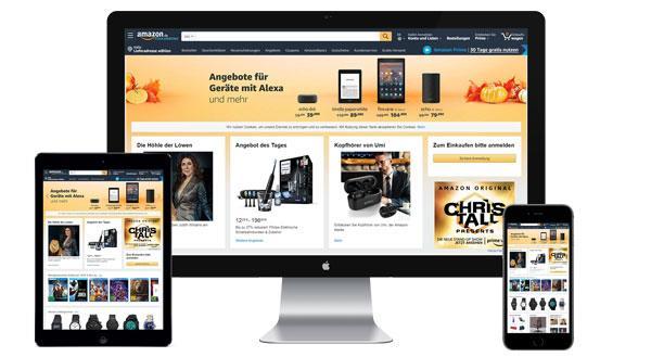 Werbung auf amazon.de buchen
