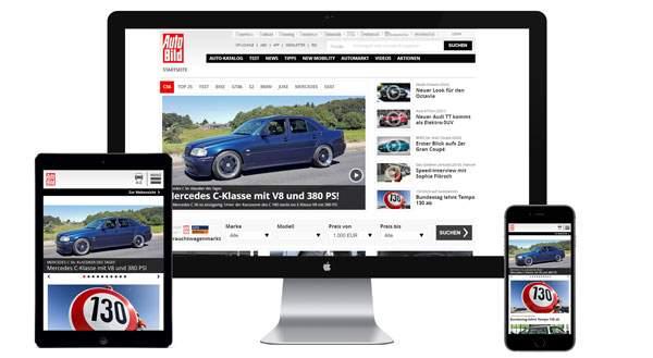 Werbung auf autobild.de buchen
