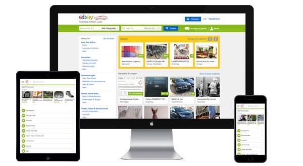 Werbung auf eBay-Kleinanzeigen.de