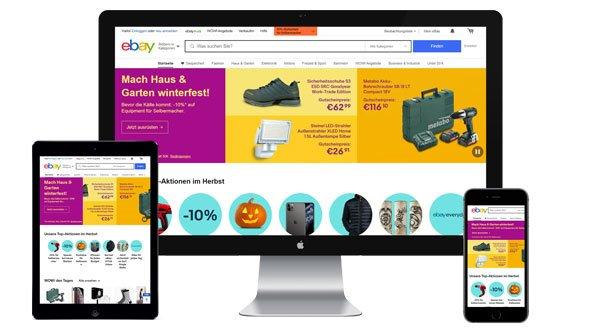 Werbung auf ebay.de buchen