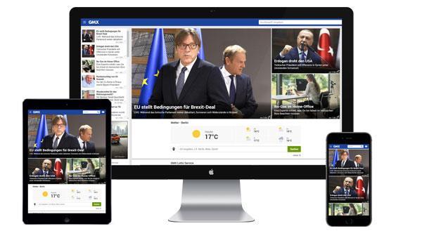 Werbung auf gmx.net buchen