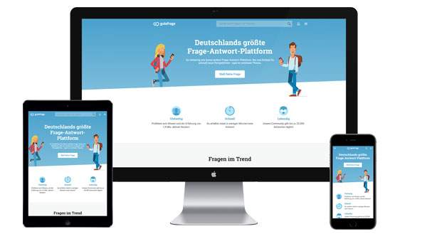 Werbung auf gutefrage.net buchen