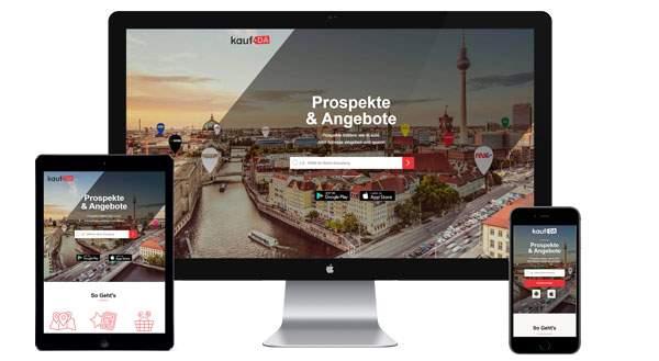 Werbung auf kaufDA.de buchen