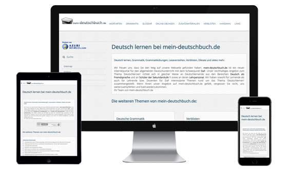 Werbung auf mein-deutschbuch.de buchen