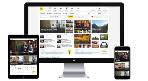 Werbung auf web.de buchen