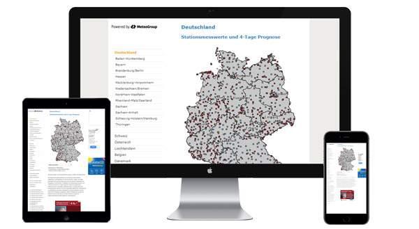 Werbung auf wetterstationen.meteomedia.de buchen