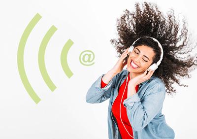 Online Audio-Reichweitenpaket