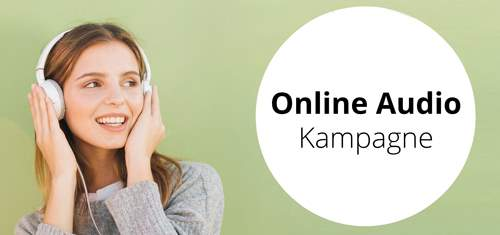 Online-Audio-Formular