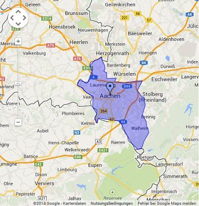 Onlinewerbung in Aachen
