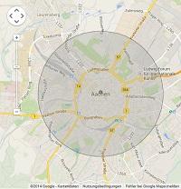 Lokale Suchmaschinenwerbung in Aachen