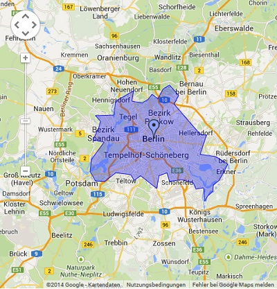 Onlinewerbung in Berlin