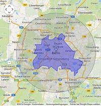 Regionale Suchmaschinenwerbung in Berlin