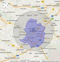 Regionale Suchmaschinenwerbung in Bielefeld