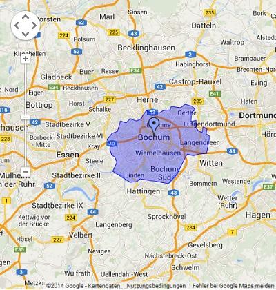 Onlinewerbung in Bochum