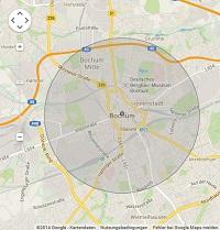 Lokale Suchmaschinenwerbung in Bochum