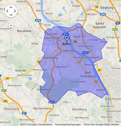 Onlinewerbung in Bonn