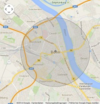 Lokale Suchmaschinenwerbung in Bonn
