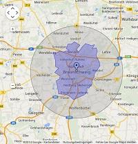 Regionale Suchmaschinenwerbung in Braunschweig