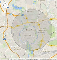 Lokale Suchmaschinenwerbung in Braunschweig