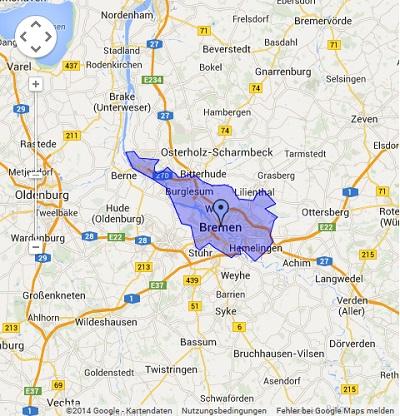 Onlinewerbung in Bremen