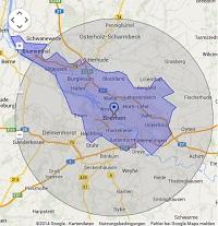 Regionale Suchmaschinenwerbung in Bremen