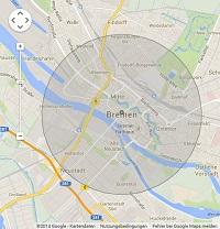 Lokale Suchmaschinenwerbung in Bremen
