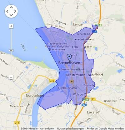 Onlinewerbung in Bremerhaven
