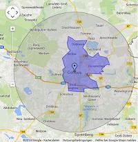 Regionale Suchmaschinenwerbung in Cottbus