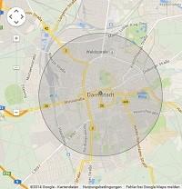 Lokale Suchmaschinenwerbung in Darmstadt
