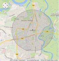 Lokale Suchmaschinenwerbung in Dessau-Roßlau