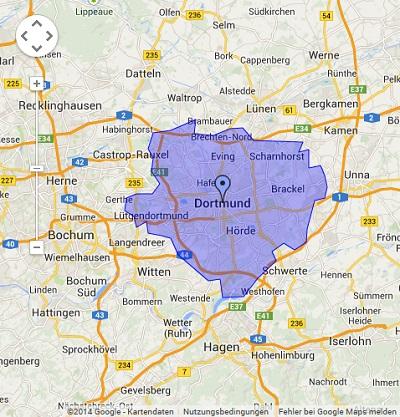 Onlinewerbung in Dortmund