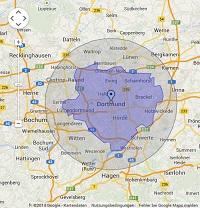 Regionale Suchmaschinenwerbung in Dortmund