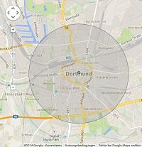 Lokale Suchmaschinenwerbung in Dortmund