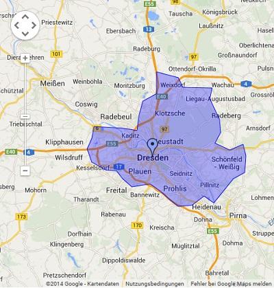 Onlinewerbung in Dresden
