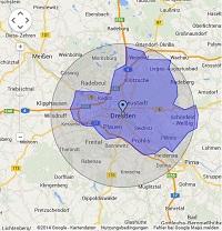 Regionale Suchmaschinenwerbung in Dresden