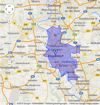 Onlinewerbung in Düsseldorf
