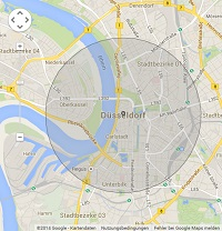 Lokale Suchmaschinenwerbung in Düsseldorf