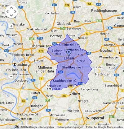 Onlinewerbung in Essen