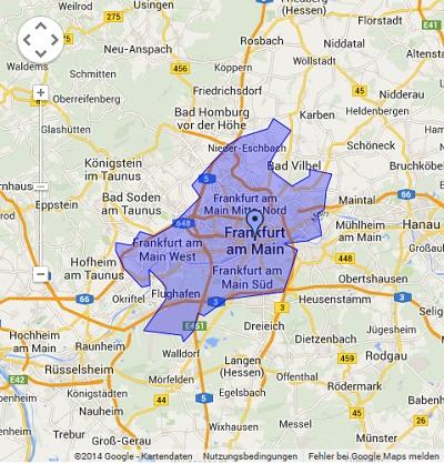 Onlinewerbung in Frankfurt am Main
