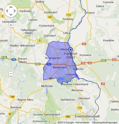 Onlinewerbung in Frankfurt an der Oder