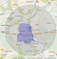 Regionale Suchmaschinenwerbung in Frankfurt/Oder