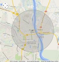 Lokale Suchmaschinenwerbung in Frankfurt/Oder