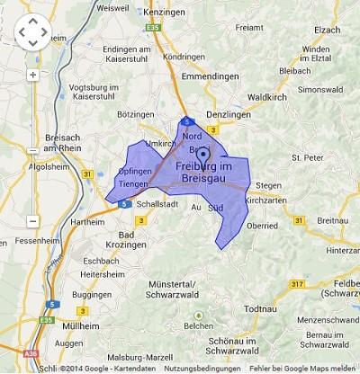 Onlinewerbung in Freiburg