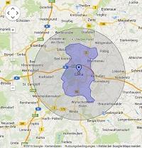 Regionale Suchmaschinenwerbung in Gera