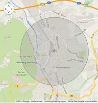 Lokale Suchmaschinenwerbung in Gera